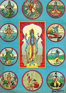 Dashavtar Book